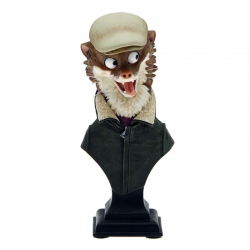 Collection Bust Attakus Blacksad Weekly Stone Marten B400 (2007)