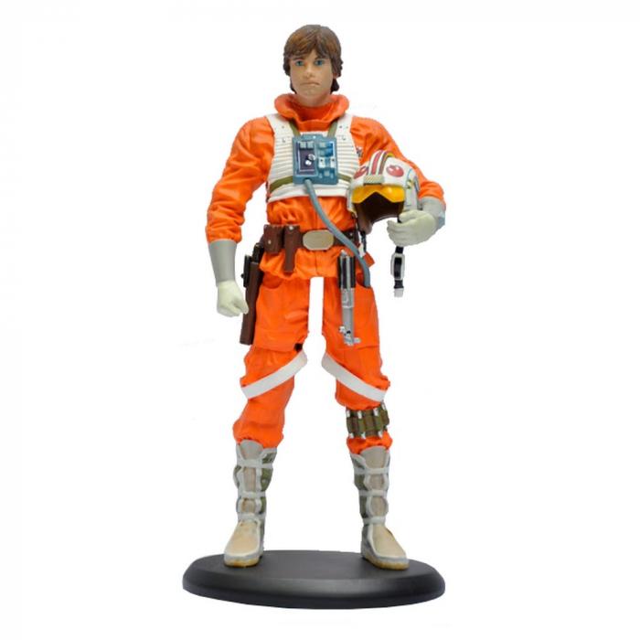 Figura de colección Attakus Star Wars Luke Skywalker Snowspeeder 1/5 (2019)
