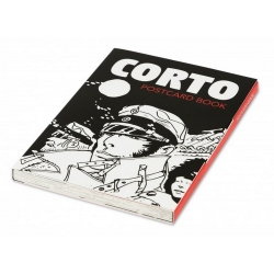 Set of 16 Postcards of the adventures of Corto Maltese 313091 (10x15cm)