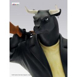 Buste de collection Blacksad Black Bull Le Taureau B402 (2007)