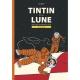 Double Album Moulinsart Tintin Objectif Lune and On a marché sur la Lune (FR)