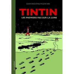 Hergé, editions Moulinsart Les premiers pas sur la Lune 24433 FR (2019)