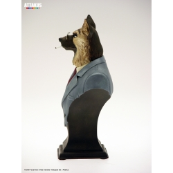 Buste de collection Blacksad Smirnov Le berger allemand B404 (2007)