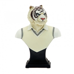 Buste de collection Blacksad Oldsmill Le tigre blanc B405 (2007)