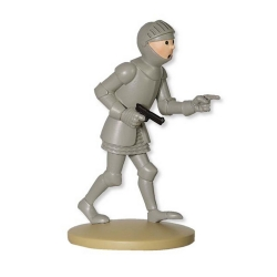 Figura de colección Tintín, Tintín armudara 11cm + Librito Nº49 (2013)