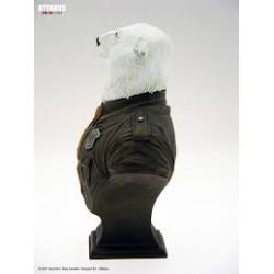 Buste de collection Blacksad Hans Karup L'Ours Blanc B408 (2008)