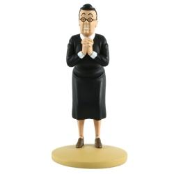 Collectible figurine Tintin, Irma 13cm + Booklet Nº72 (2014)