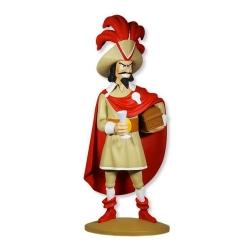 Figura de colección Tintín, Rackham el Rojo 16cm + Librito Nº74 (2014)