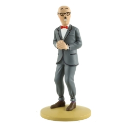 Figurine de collection Tintin, Igor Wagner le pianiste 12cm + Livret Nº83 (2014)