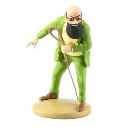 Collectible figurine Tintin, Wronzoff 11cm + Booklet Nº103 (2015)