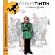 Figura de colección Tintín El General Tapioca 13cm + Librito Nº108 (2016)
