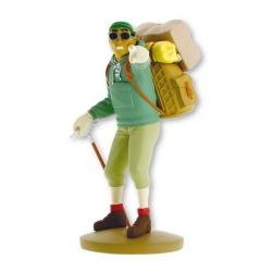 Figura de colección Tintín El Sherpa Tharkey 13cm + Librito Nº109 (2016)