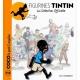 Figura de colección Tintín el pequeño congoleño 9cm + Librito Nº110 (2016)