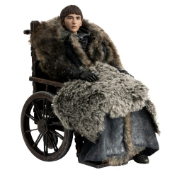 Figurine de collection Three Zero Game of Thrones: Bran Stark (1/6)