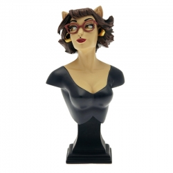 Buste de collection Attakus Blacksad Alma Mayer B413 (2008)