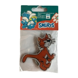 Collectible Keychain Figure Puppy The Smurfs (Azraël)