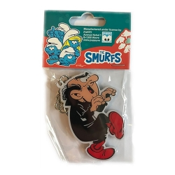 Collectible Keychain Figure Puppy The Smurfs (Gargamel)