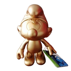 Collectible Figure Puppy The Smurfs: The articulated Bronze Smurf (2020)