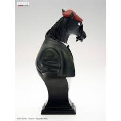 Buste de collection Blacksad Black Claws Le Cheval B414 (2008)