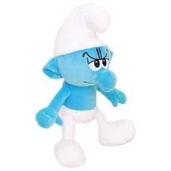 Soft Cuddly Toy Puppy The Smurfs: The Grumpy Smurf 30cm (755637)