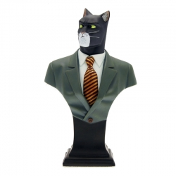 Buste de collection Attakus Blacksad John Blacksad Le Chat V2 B425 (2010)