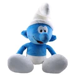 Soft Cuddly Toy Puppy The Smurfs: The Classic Smurf XXL 90cm (755273)