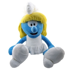 Soft Cuddly Toy Puppy The Smurfs: The Classic Smurfette XXL 90cm (755274)