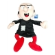 Soft Cuddly Toy Puppy The Smurfs: Gargamel XXL 90cm (755699)