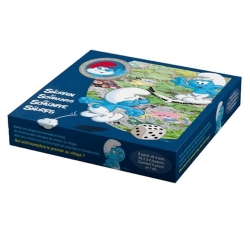 Board game of the Goose Puppy The Smurfs (755149)