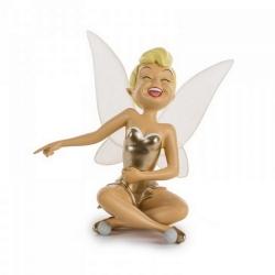 Figura de colección Leblon-Delienne Disney Peter Pan: Campanilla (Dorada)