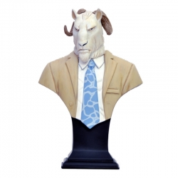 Collection Bust Attakus Blacksad Thomas Lachapelle The Goat B427 (2013)