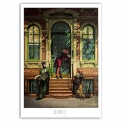 Poster offset Blacksad Juanjo Guarnido, Facade (50x70cm)