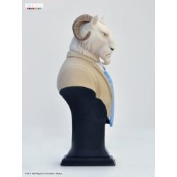 Buste de collection Blacksad Thomas Lachapelle Le Bouc B427 (2013)