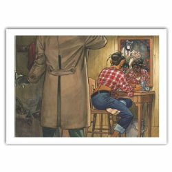 Poster offset Blacksad Juanjo Guarnido, Mirror (50x40cm)
