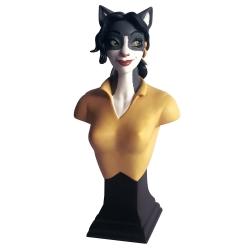 Busto de colección Attakus Blacksad Donna la Gata B432 (2019)