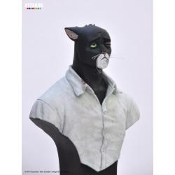 Buste de collection Blacksad John Blacksad Gueule cassée V3 B426 (2013)