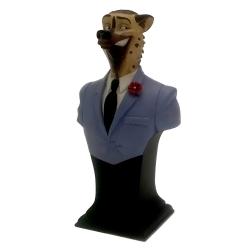 Busto de colección Attakus Blacksad Neal Beato la Hiena B431 (2019)