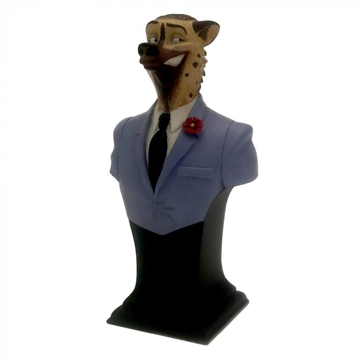 Buste de collection Attakus Blacksad Neal Beato la hyène B431 (2019)
