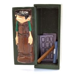 Figura de colección Pixi Tomás el Gafe, el armario para la siesta 6584 (2019)