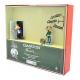 Collectible Figurine Pixi Gaston Lagaffe and Coucou clock Fantasio 6589 (2019)