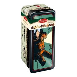 Boîte de biscuits Delacre, Tintin sur la Lune (400g)