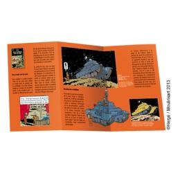 Tintin Le char lunaire On a marché sur la lune Hors-Série Nº1 29580 (2013)