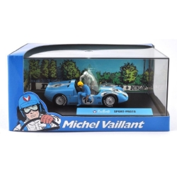 Collectible Michel Vaillant Miniature Car IXO Sport-Proto 1/43 (2008)