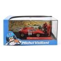 Voiture de collection Michel Vaillant IXO Miniature Leader Marathon 1/43 (2008)