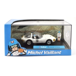 Voiture de collection Michel Vaillant IXO Miniature Panamericana 1/43 (2008)