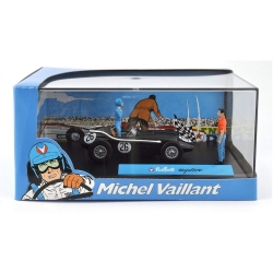 Collectible Michel Vaillant Miniature Car IXO Mystère 1/43 (2008)