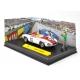 Collectible Michel Vaillant Miniature Car IXO Texas driver's Bocar 1/43 (2008)