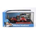Collectible Michel Vaillant Miniature Car IXO Leader Gengis Khan 1/43 (2008)