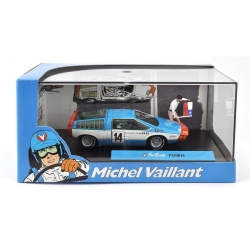 Voiture de collection Michel Vaillant IXO Miniature Rush 1/43 (2008)