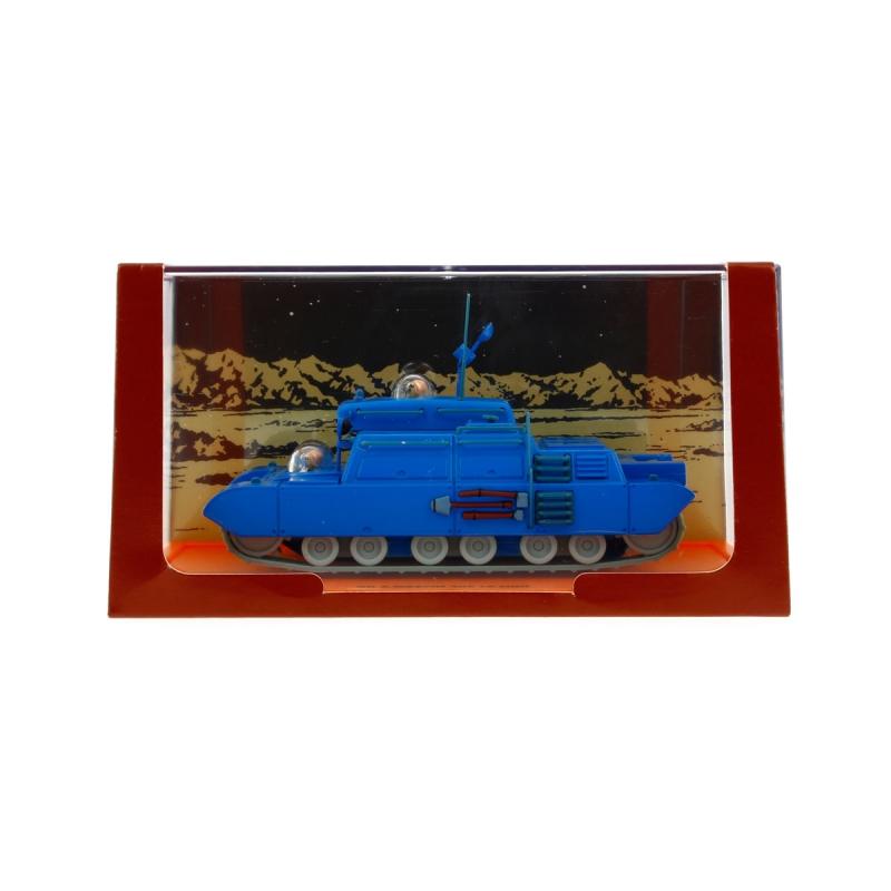 Tint n el tanque lunar aterrizaje en la luna fuera de for Cosas fuera de serie